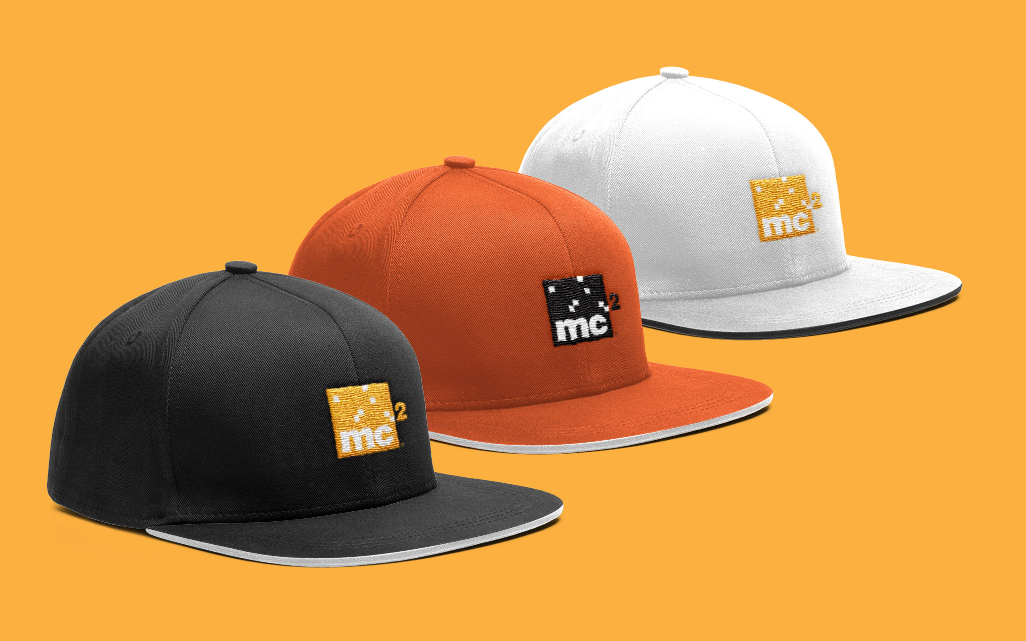 MC2 Energy Services Embroidered Hats
