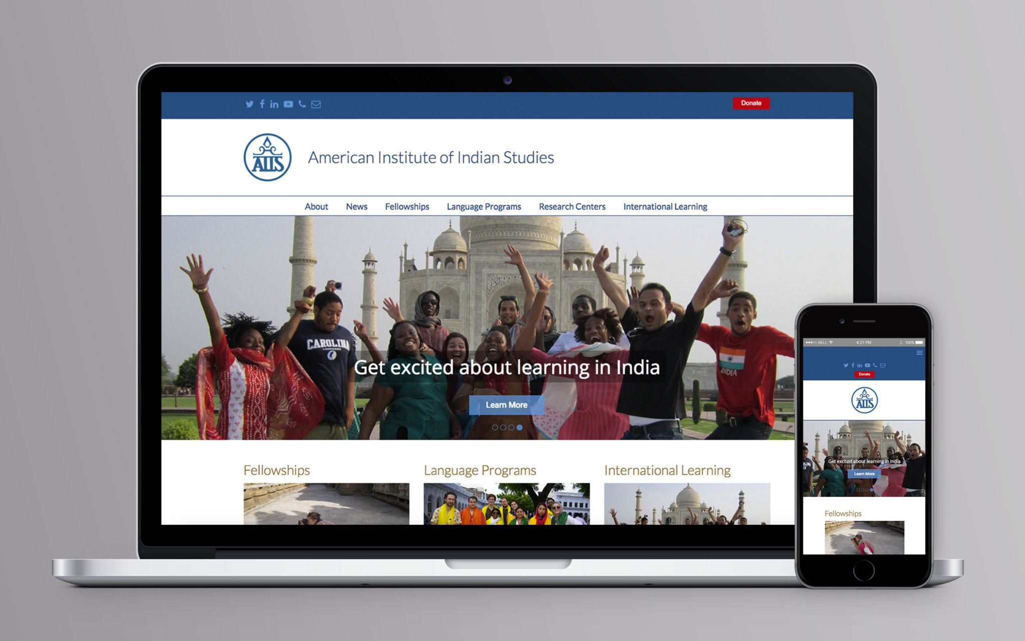 American Institute of Indian Studies American Institute of Indian Studies Website Home