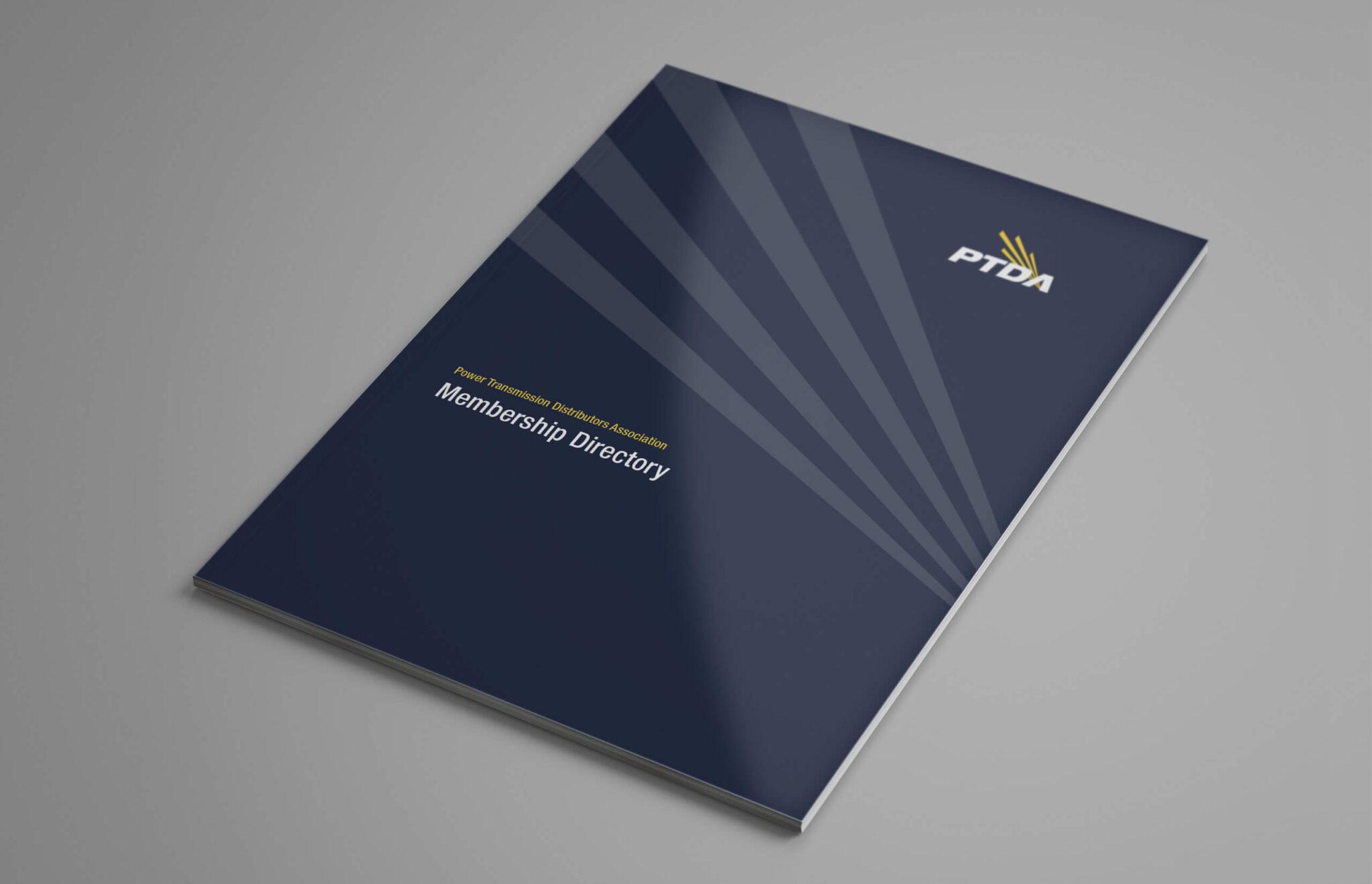 PTDA Membership Directory Cover