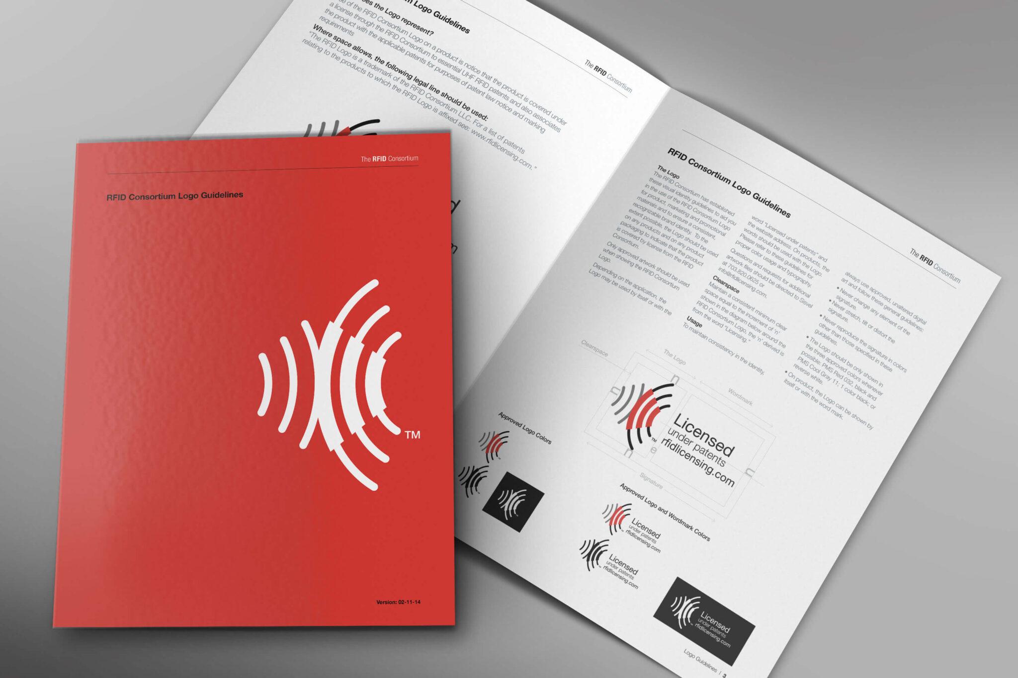 RFID Consortium Logo Guildelines